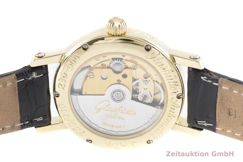 gebrauchte Luxusuhr Glashütte Senator 18k Gold Automatik Kal. GUB 10-30 LIMITED EDITION | 2003122 _0