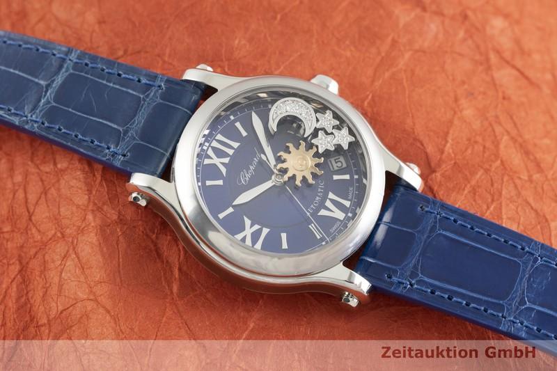 gebrauchte Luxusuhr Chopard Happy Sport Stahl Automatik Kal. Sellita SW 300-1 Ref. 278559-3011  | 2003156 _1