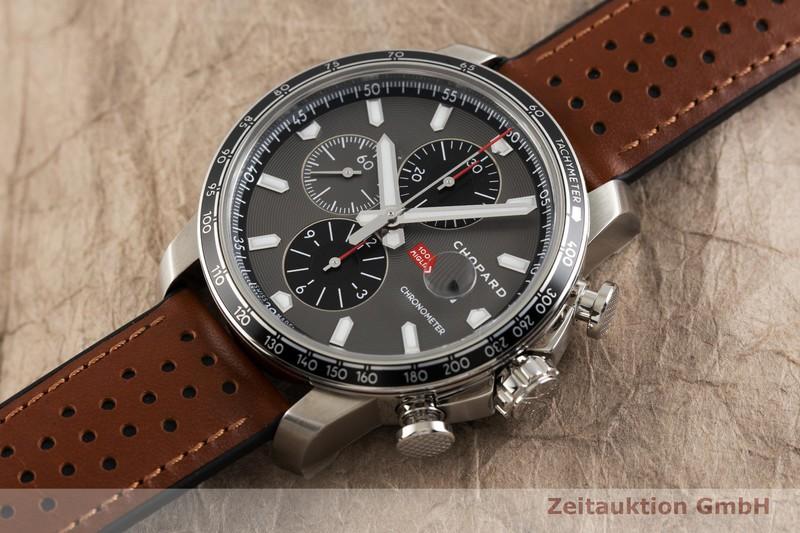 gebrauchte Luxusuhr Chopard 1000 Miglia Chronograph Stahl Automatik Ref. 168571-3004    2003159 _0