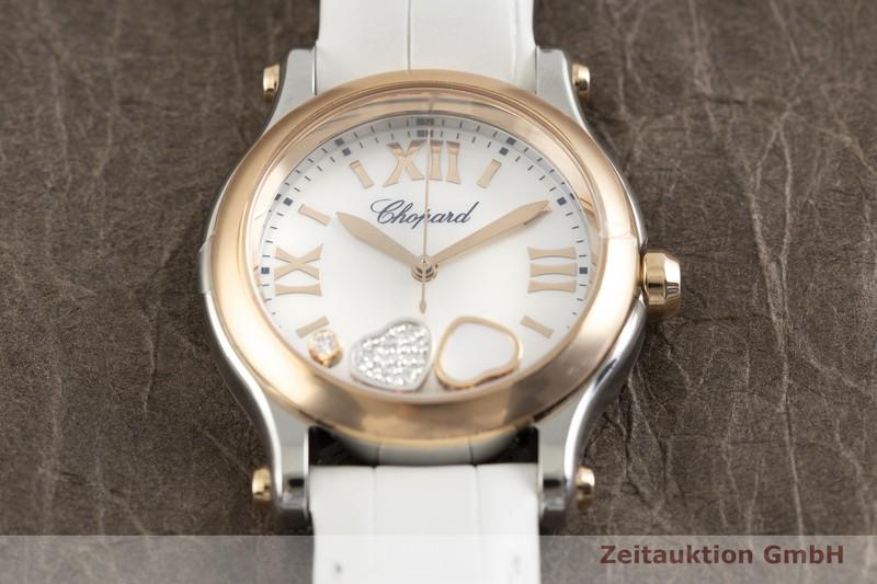 gebrauchte Luxusuhr Chopard Happy Sport Stahl / Gold Quarz Ref. 278590-6005  | 2003162 _1
