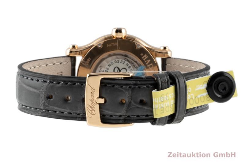 gebrauchte Luxusuhr Chopard Happy Sport 18k Rotgold Automatik Kal. 09.01-C Ref. 274893-5011  | 2003165 _1