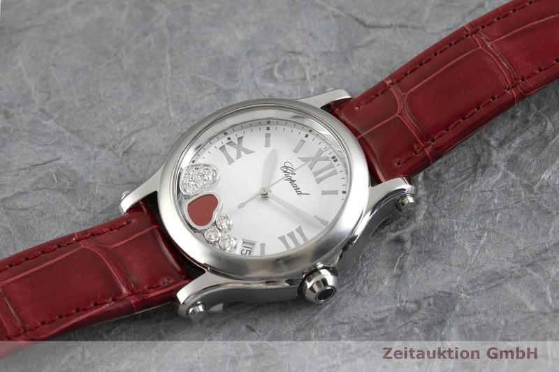 gebrauchte Luxusuhr Chopard Happy Sport Stahl Quarz Ref. 278582-3005    2003166 _0