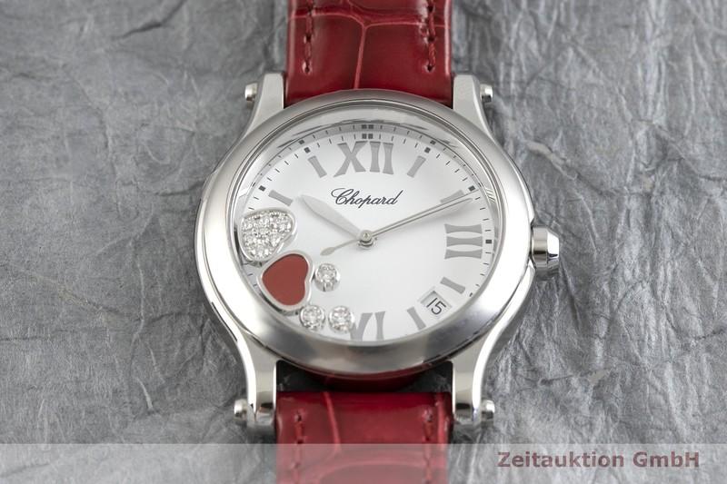 gebrauchte Luxusuhr Chopard Happy Sport Stahl Quarz Ref. 278582-3005    2003166 _1