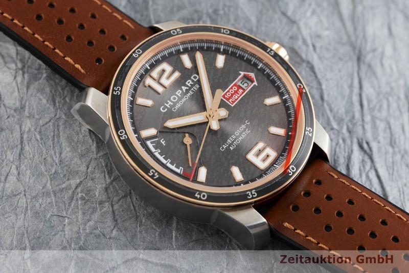 gebrauchte Luxusuhr Chopard 1000 Miglia Stahl / Gold Automatik Kal. 01.08-C Ref. 168566-6001 LIMITED EDITION | 2003167 _1