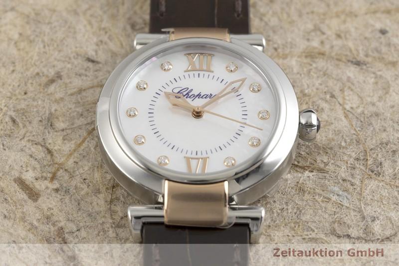 gebrauchte Luxusuhr Chopard Imperiale Stahl / Gold Automatik Kal. 09.01-C Ref. 388563-6013  | 2003170 _1