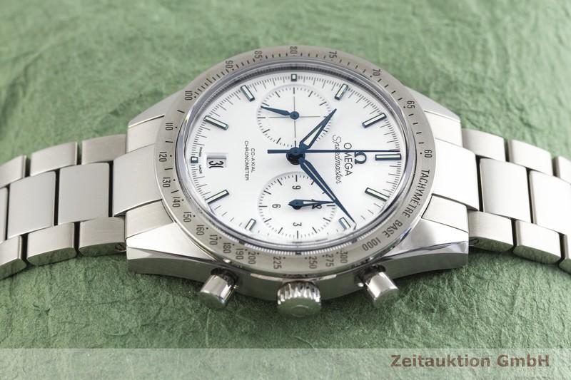 gebrauchte Luxusuhr Omega Speedmaster Chronograph Titan Automatik Kal. 9300 Ref. 331.90.42.51.04.001  | 2003179 _0