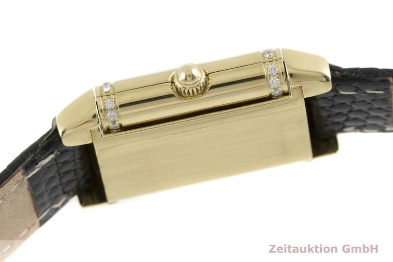 gebrauchte Luxusuhr Jaeger LeCoultre Reverso 18k Gold Quarz Kal. 1137  | 2003180 _0