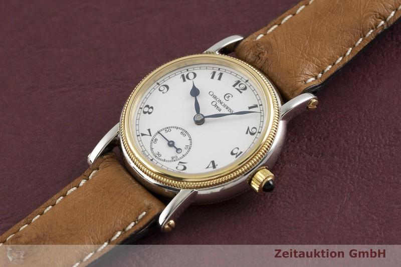 gebrauchte Luxusuhr Chronoswiss Orea Stahl / Gold Handaufzug Kal. ETA 7001 Ref. CH7162    2003188 _0
