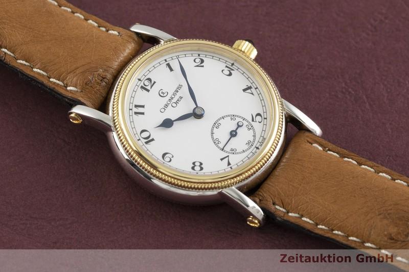 gebrauchte Luxusuhr Chronoswiss Orea Stahl / Gold Handaufzug Kal. ETA 7001 Ref. CH7162    2003188 _1