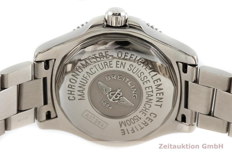 gebrauchte Luxusuhr Breitling Superocean Stahl Automatik Kal. B17, ETA 2824-2 Ref. A17364  | 2003206 _0