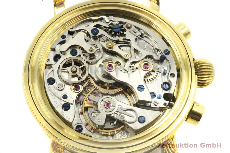 gebrauchte Luxusuhr Chronoswiss Kairos Chronograph 18k Gold Handaufzug Kal. Valjoux 726 Ref. CH7221  | 2003209 _0