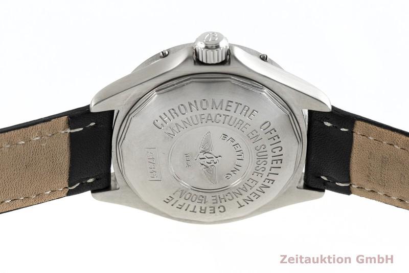 gebrauchte Luxusuhr Breitling Superocean Stahl Automatik Kal. B17, ETA 2824-2 Ref. A17345  | 2003217 _0