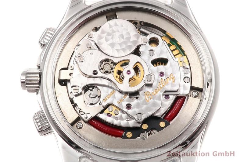 gebrauchte Luxusuhr Breitling Windrider Chronograph Stahl Quarz Kal. B69 Ref. A69048  | 2003218 _0