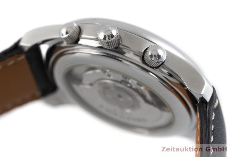 gebrauchte Luxusuhr Longines Weems Chronograph Chronograph Stahl Automatik Kal. L651.3, ETA 2894-2 Ref. L2.612.4 LIMITED EDITION | 2003246 _0