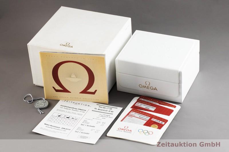 gebrauchte Luxusuhr Omega Speedmaster Chronograph Stahl Automatik Kal. 3888 Ref. 321.30.44.52.01.001  | 2003264 _0
