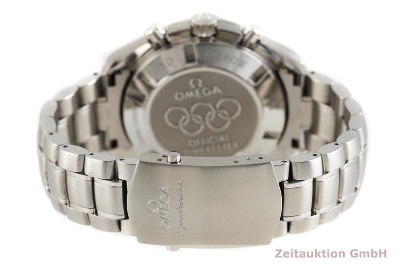 gebrauchte Luxusuhr Omega Speedmaster Chronograph Stahl Automatik Kal. 3888 Ref. 321.30.44.52.01.001  | 2003264 _1