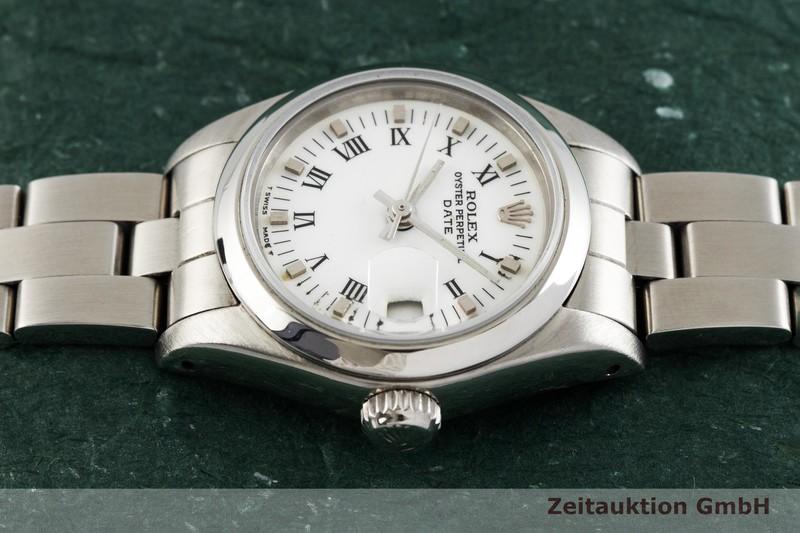 gebrauchte Luxusuhr Rolex Lady Date Stahl Automatik Kal. 2135 Ref. 69160  | 2003276 _0