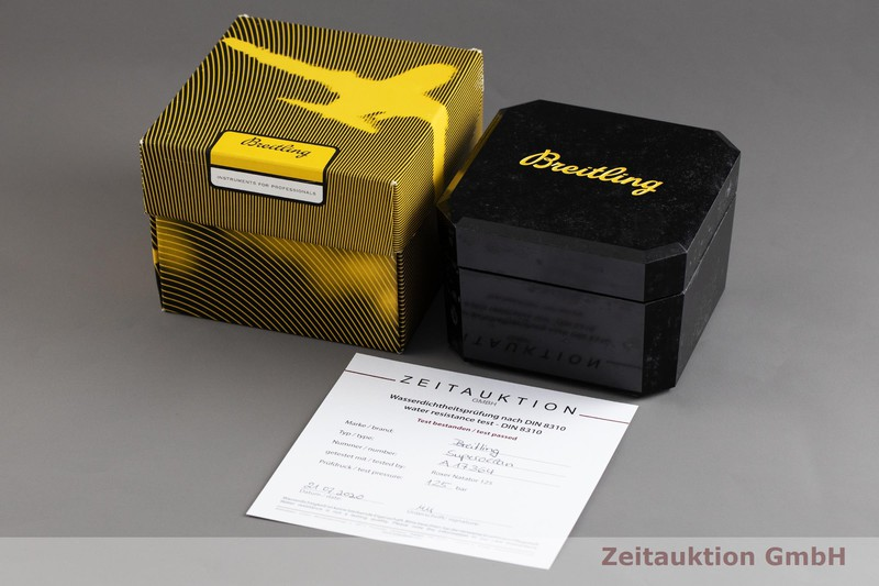 gebrauchte Luxusuhr Breitling Superocean Stahl Automatik Kal. B17, ETA 2824-2 Ref. A17364  | 2003286 _0