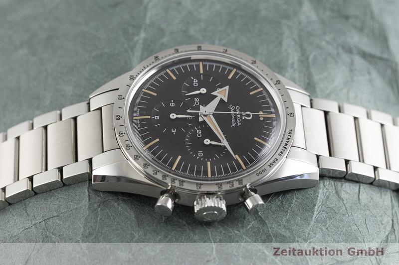 gebrauchte Luxusuhr Omega Speedmaster Chronograph Stahl Handaufzug Kal. 1861 Ref. 311.10.39.30.01.001 LIMITED EDITION   2003301 _0