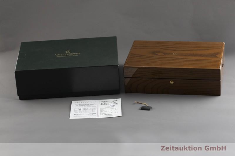 gebrauchte Luxusuhr Chronoswiss Regulateur Stahl Handaufzug Kal. C.673 Ref. CH6723    2003309 _0
