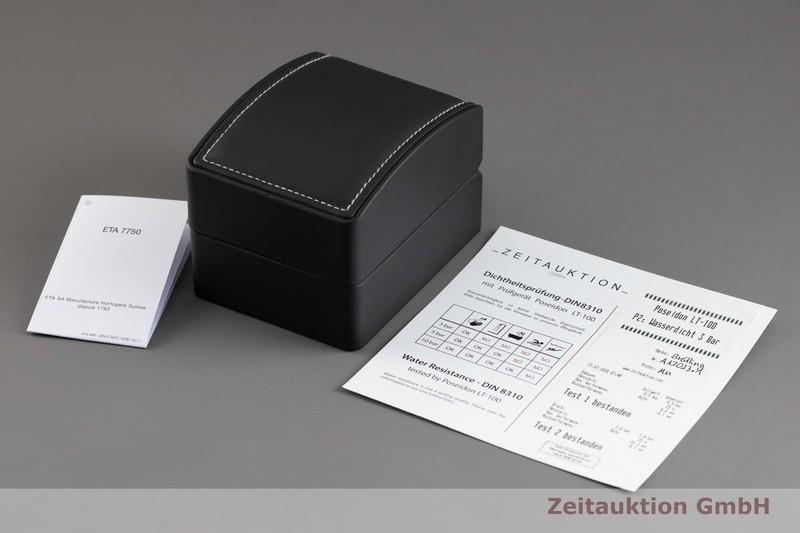 gebrauchte Luxusuhr Breitling Navitimer Chronograph Stahl Automatik Kal. B13, ETA 7750 Ref. A13023.1    2003316 _0