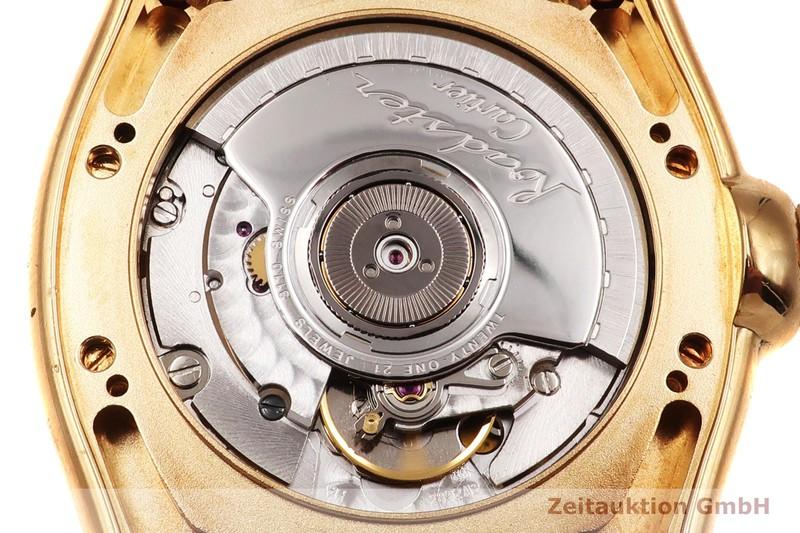 gebrauchte Luxusuhr Cartier Roadster 18k Gold Automatik Kal. ETA 2892-A2 Ref. 2524  | 2003322 _1
