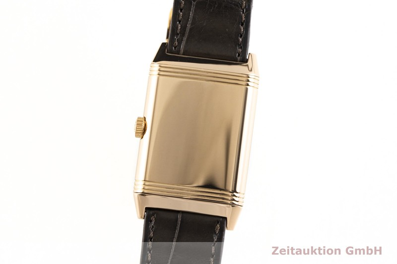 gebrauchte Luxusuhr Jaeger LeCoultre Reverso 18k Rotgold Handaufzug Kal. 822 Ref. 270.2.62  | 2003324 _1