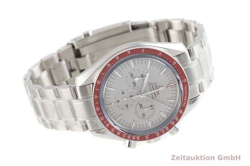 gebrauchte Luxusuhr Omega Speedmaster Chronograph Stahl Handaufzug Kal. 1861 Ref. 522.30.42.30.06.001 LIMITED EDITION | 2003362 _0