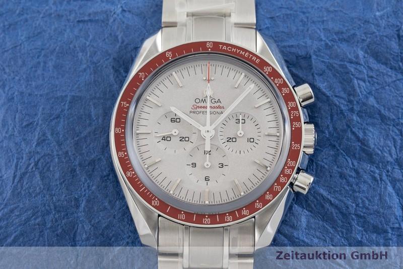 gebrauchte Luxusuhr Omega Speedmaster Chronograph Stahl Handaufzug Kal. 1861 Ref. 522.30.42.30.06.001 LIMITED EDITION | 2003362 _1