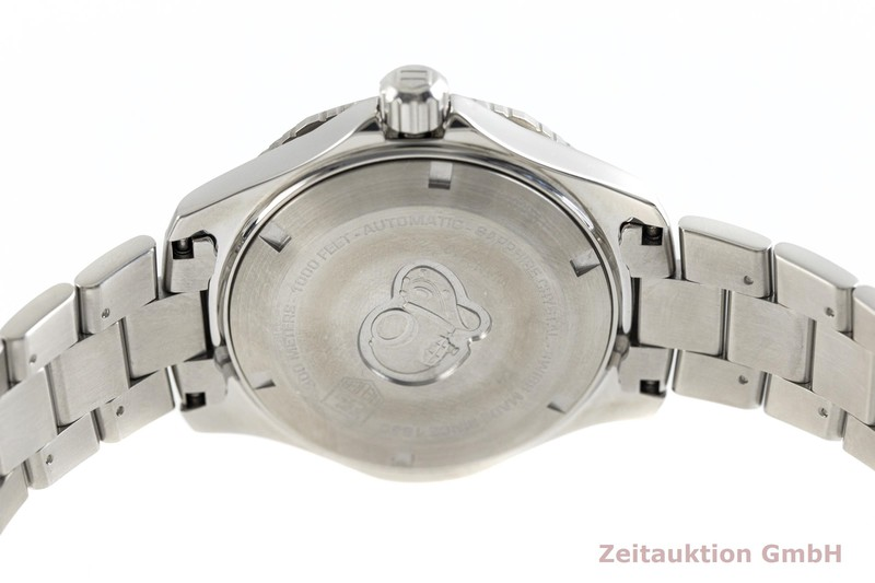 gebrauchte Luxusuhr Tag Heuer Aquaracer Stahl Automatik Kal. 5, Sellita SW 200-1 Ref. WAN2110  | 2003374 _0