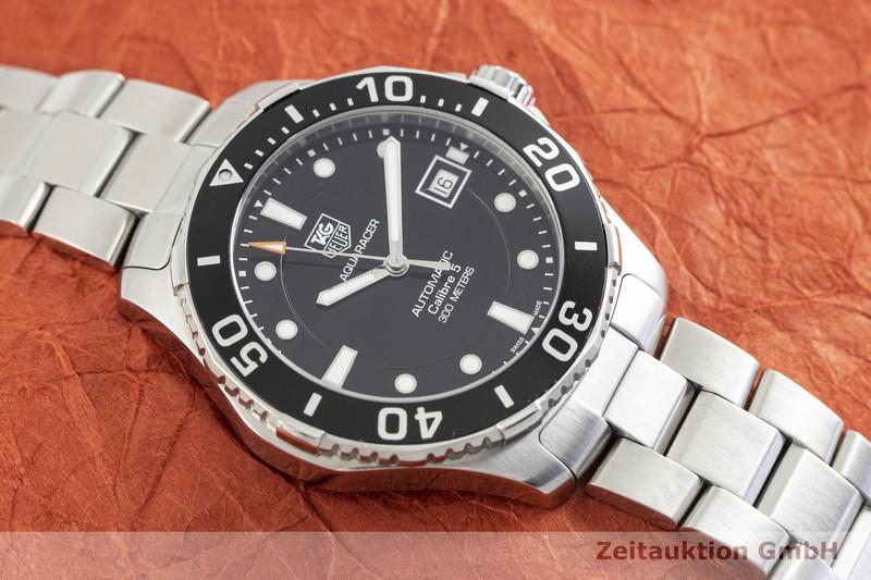 gebrauchte Luxusuhr Tag Heuer Aquaracer Stahl Automatik Kal. 5 Ref. WAN2110  | 2003374 _1