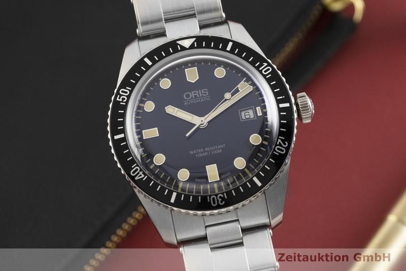 gebrauchte Luxusuhr Oris Divers Sixty-Five Stahl Automatik Kal. 733, SW 200-1 Ref. 7720  | 2003375 _0