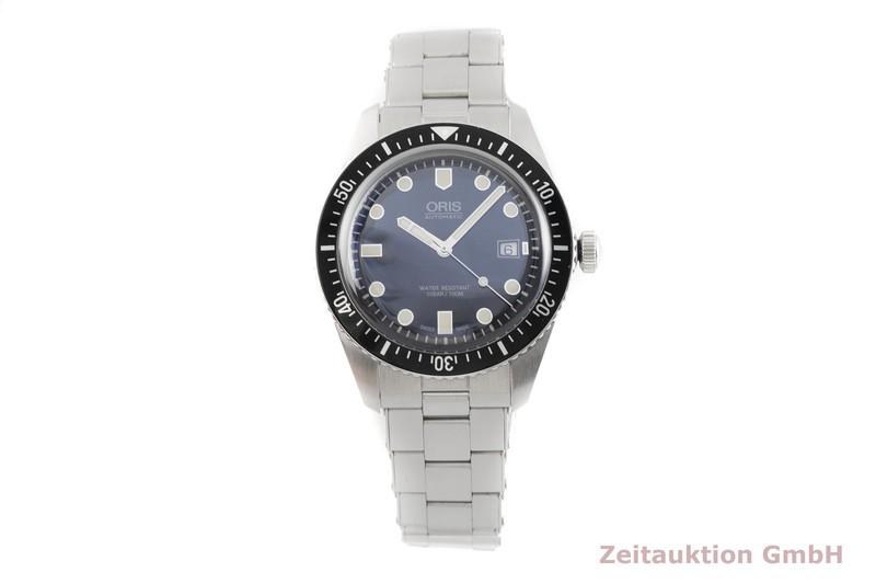 gebrauchte Luxusuhr Oris Divers Sixty-Five Stahl Automatik Kal. 733, SW 200-1 Ref. 7720  | 2003375 _1