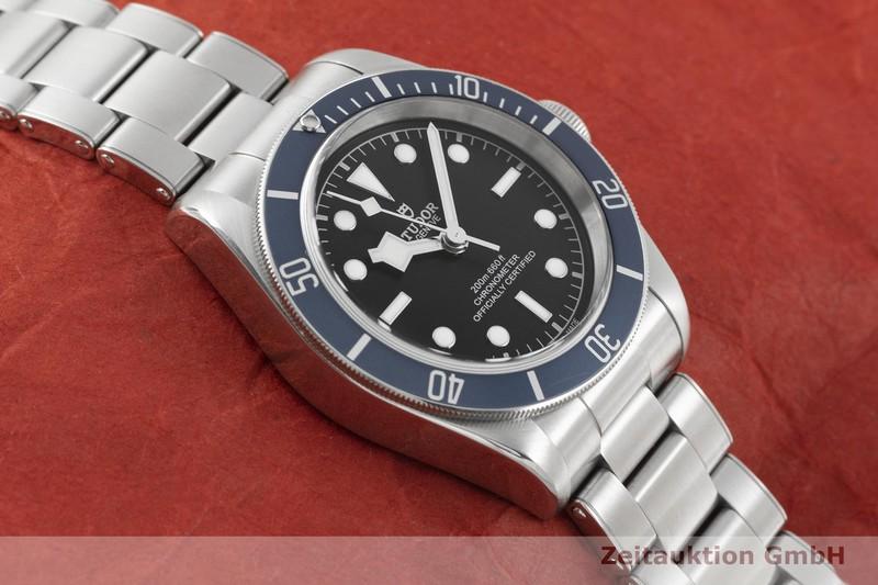 gebrauchte Luxusuhr Tudor Heritage Black Bay Stahl Automatik Kal. MT5602 Ref. 79230B    2003376 _1