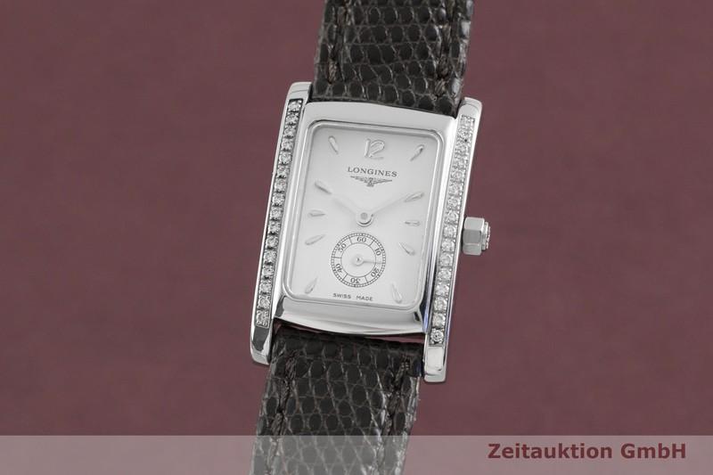gebrauchte Luxusuhr Longines Dolce Vita Stahl Quarz Kal. ETA 980.153 Ref. L5.155.4  | 2003400 _0