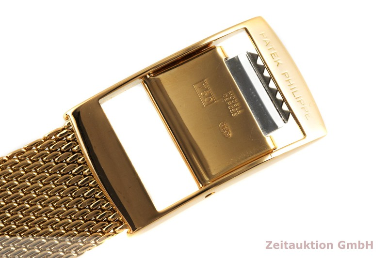 gebrauchte Luxusuhr Patek Philippe Calatrava 18k Gold Handaufzug Kal. 23-300 Ref. 35621 VINTAGE    2003411 _1