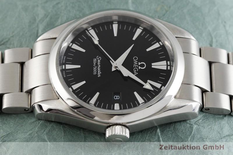 gebrauchte Luxusuhr Omega Seamaster Stahl Quarz Kal. 1538 Ref. 196.1114  | 2003413 _0