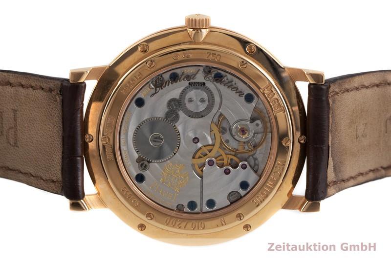 gebrauchte Luxusuhr Piaget Altiplano 18k Rotgold Handaufzug Kal. 838P Ref. P10582 LIMITED EDITION | 2003424 _0
