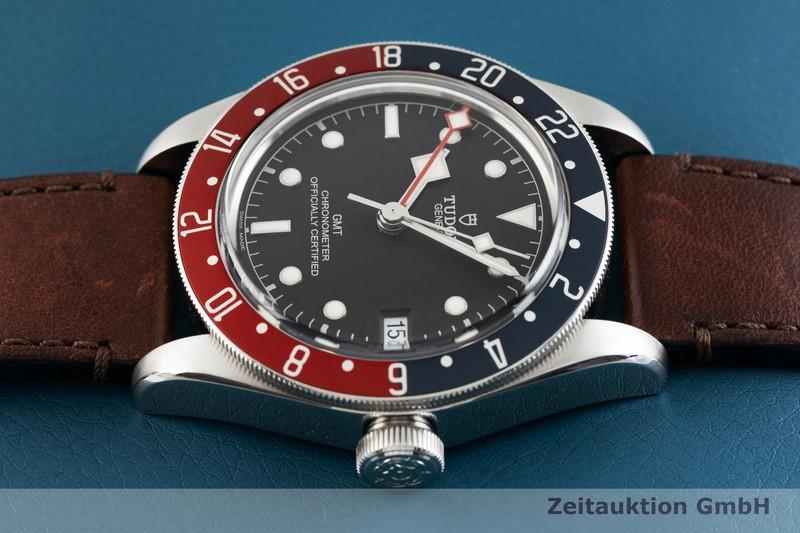 gebrauchte Luxusuhr Tudor Black Bay Stahl Automatik Kal. MT5652 Ref. 79830RB    2003427 _0