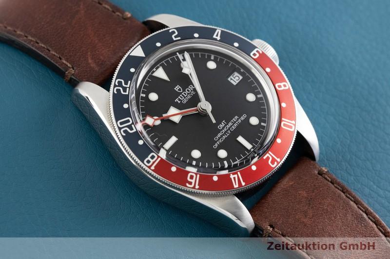 gebrauchte Luxusuhr Tudor Black Bay Stahl Automatik Kal. MT5652 Ref. 79830RB    2003427 _1