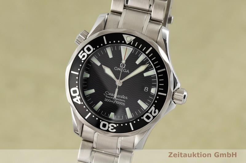 gebrauchte Luxusuhr Omega Seamaster Stahl Quarz Kal. 1538 Ref. 2262.5000, 196.1641    2003433 _0