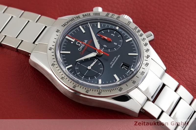 gebrauchte Luxusuhr Omega Speedmaster Chronograph Stahl Automatik Kal. 930 Ref. 331.10.42.51.03.001  | 2003439 _1