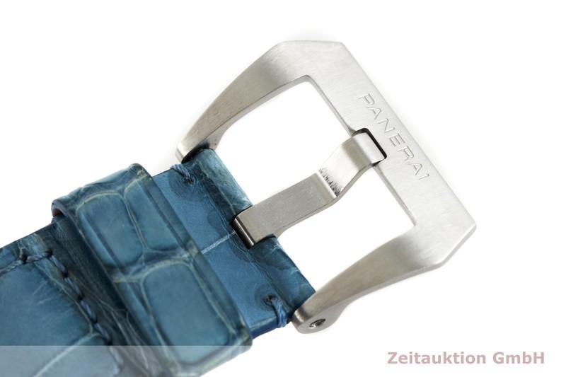gebrauchte Luxusuhr Panerai Luminor GMT Stahl Automatik Kal. P.9011 Ref. PAM01033, OP7118 LIMITED EDITION | 2003446 _1