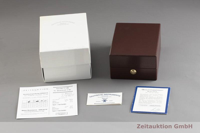 gebrauchte Luxusuhr Mühle Global-Timer  Stahl Automatik Kal. ETA 2893-2 Ref. M1-41-13-LB LIMITED EDITION | 2003448 _0