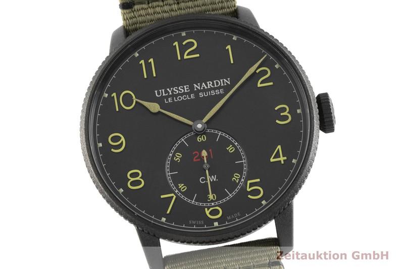 gebrauchte Luxusuhr Ulysse Nardin Marine Torpilleur Stahl Automatik Kal. UN-118 Ref. 1183-320 LIMITED EDITION   2003449 _0