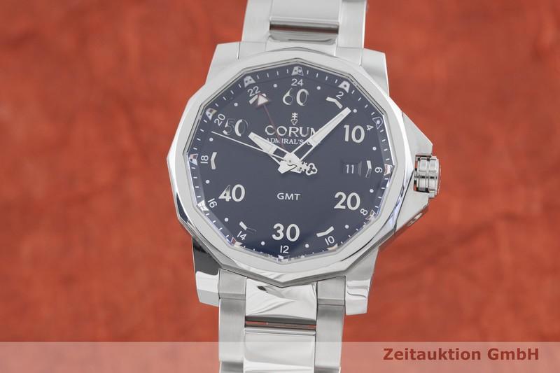 gebrauchte Luxusuhr Corum Admirals Cup Stahl Automatik Kal. ETA 2893-2 Ref. 01.0055 LIMITED EDITION   2003453 _0