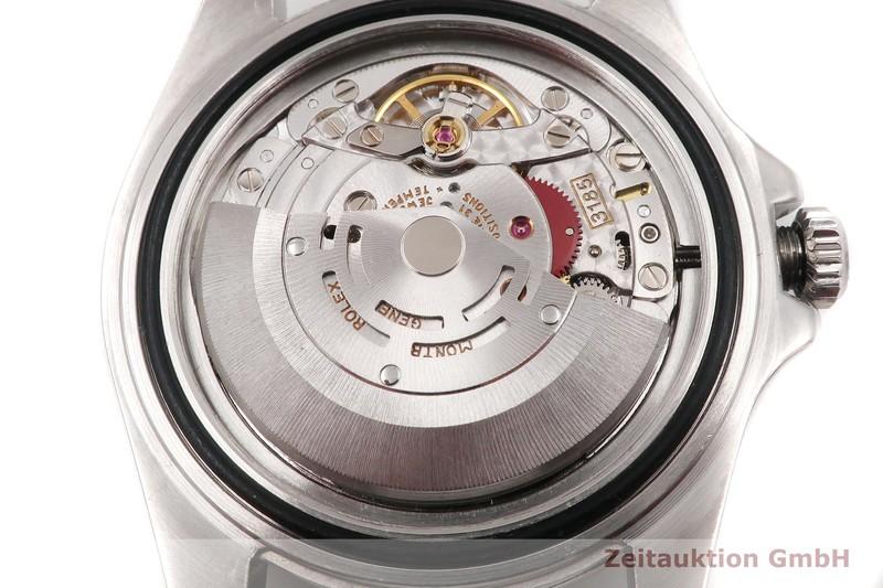 gebrauchte Luxusuhr Rolex Explorer II Stahl Automatik Kal. 3185 Ref. 16570    2003455 _0