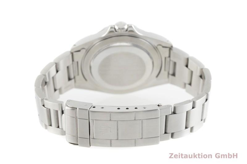 gebrauchte Luxusuhr Rolex Explorer II Stahl Automatik Kal. 3185 Ref. 16570    2003455 _1