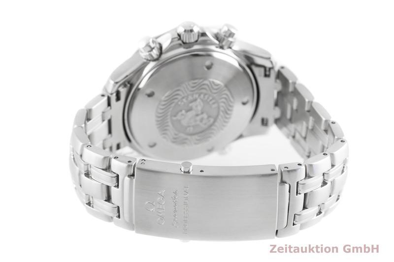 gebrauchte Luxusuhr Omega Seamaster Chronograph Stahl Automatik Kal. 1164 Ref. 378.0514, 178.0514  | 2003464 _1