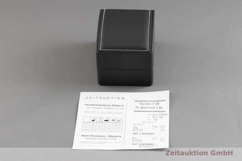 gebrauchte Luxusuhr Alain Silberstein Arkitek Stahl Automatik Kal. ETA 2892-2 LIMITED EDITION | 2003472 _0